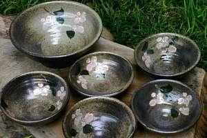 陶芸体験 お客様作品集 小鉢