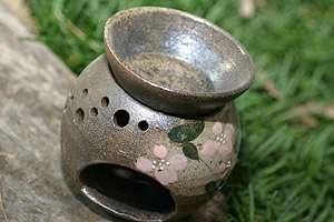 陶芸体験 お客様作品集 茶香炉