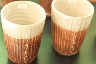 和カフェシリーズ 横山雄一 陶工房YU(2017益子陶器市だけの販売)