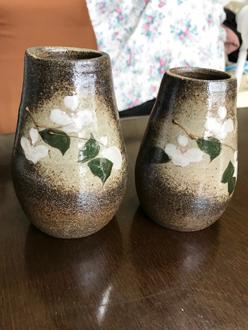陶芸体験 陶芸教室 お客様作品