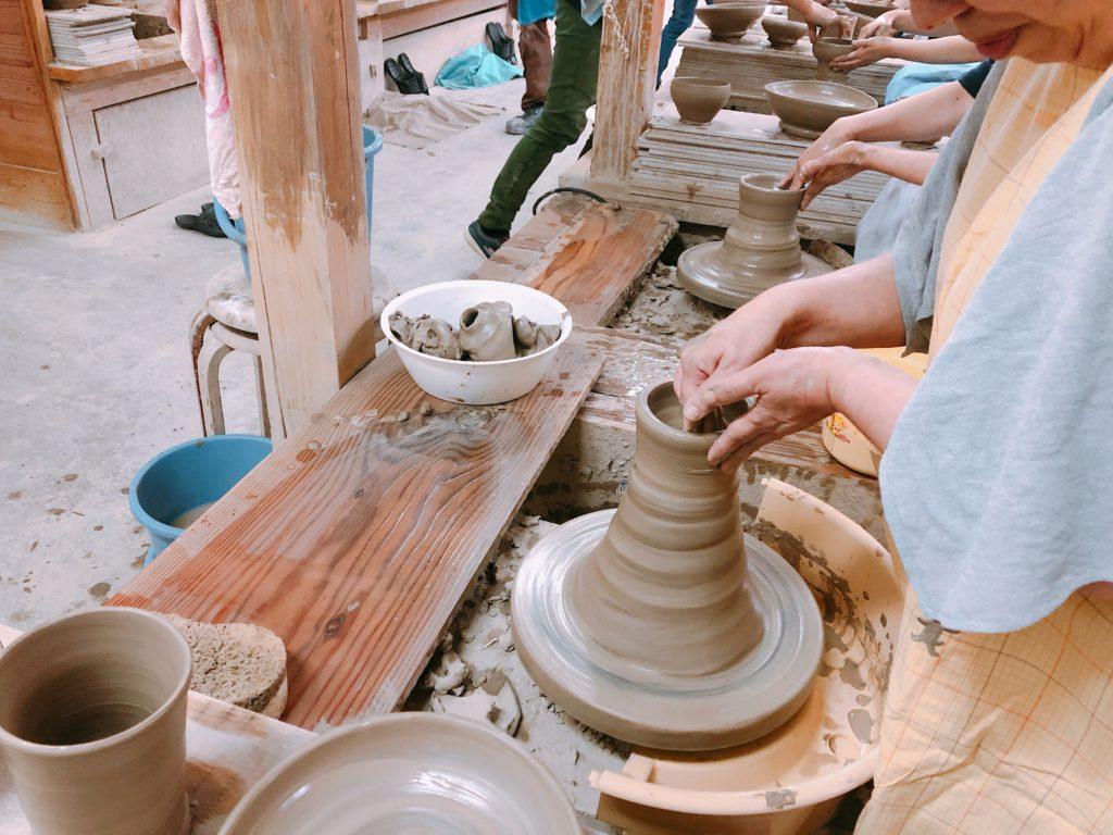 陶芸体験 よこやま