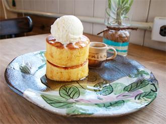 ちいさなカフェ SORAIRO(宇都宮)