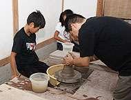 陶芸体験 ファミリープラン