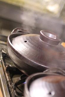 鍋焼きうどん