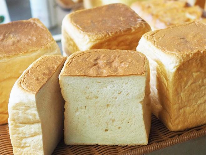 蜂蜜パン 森ぱん 益子パン ふっくら しっとり 無添加パン