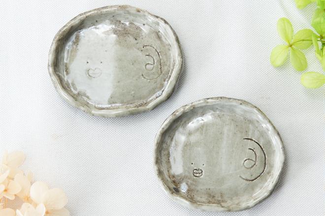 おうちで陶芸体験 お客様作品