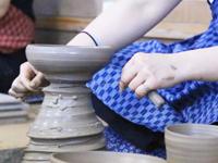陶芸体験 陶芸 体験 陶芸教室 ろくろ体験 流れ