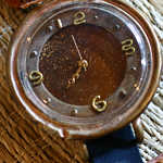 ハンドメイド 腕時計