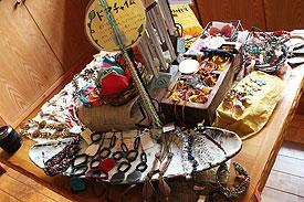 森のレストラン 雑貨販売
