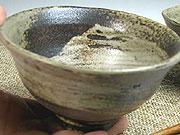 陶芸体験で作れる益子焼のご飯茶碗