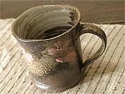 陶芸体験で作れる作品一覧の益子焼マグカップ
