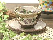 陶芸体験で作れる作品一覧の益子焼カフェオレボウル
