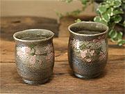 陶芸体験で作れる作品一覧の益子焼ゆのみ